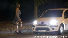 Frankreich Paris Prostituierte