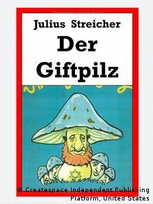 Buchcover l Der Giftpilz von Julius Streicher