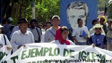 El Salvador Jahrestag des Todes von Pater Rutilio Grande