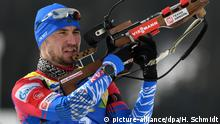 Biathlon WM Antholz | Alexander Loginov