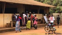 Togo Vogan Präsidentschaftswahl