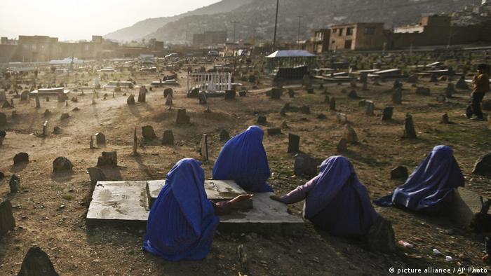 Afghanistan Konflikt l Krieg