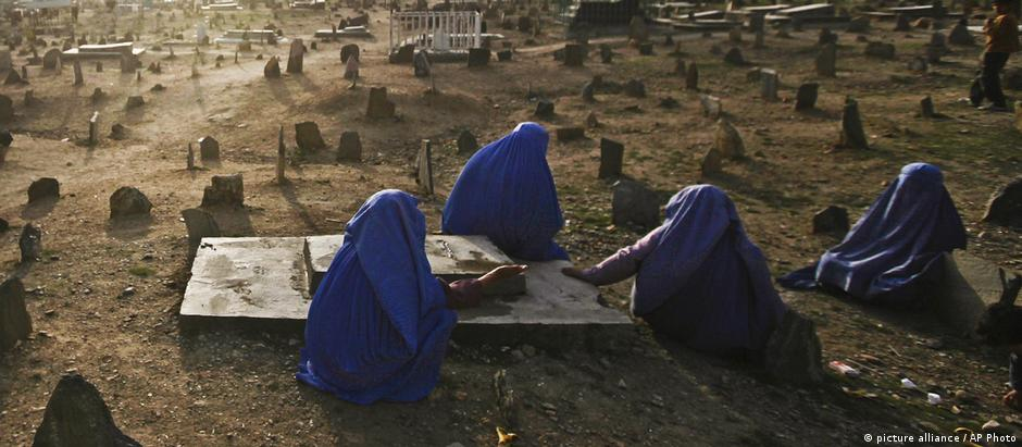 Afghanistan Konflikt l Krieg (picture alliance / AP Photo)