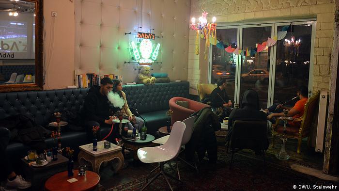 Deutschland Baba'z Shisha-Bar Bonn