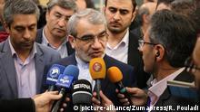 عباس کدخدایی، سخنگوی شورای نگهبان میگوید مبنای بررسی صلاحیتها قانون اساسی و سیاستهای کلی انتخابات ابلاغی رهبری است