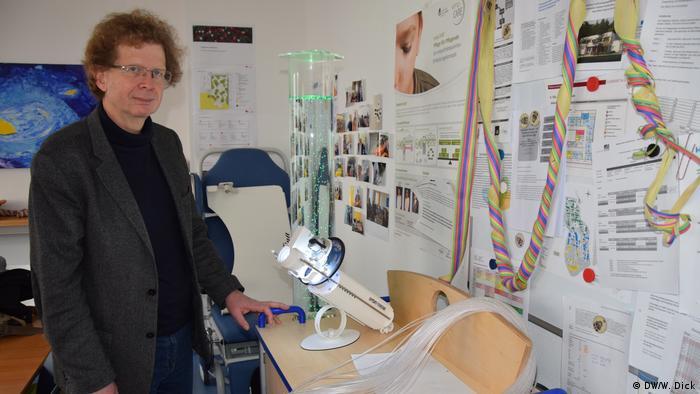 Palliative care provider Lukas Radbruch