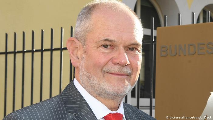 Medical ethics expert Wolfgang Putz