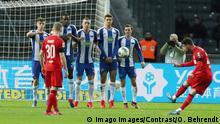 Fußball Bundesliga Hertha BSC - 1. FC Köln
