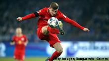 Timo Werner is a target for several top clubs (Getty Images/Bongarts/A. Grimm)