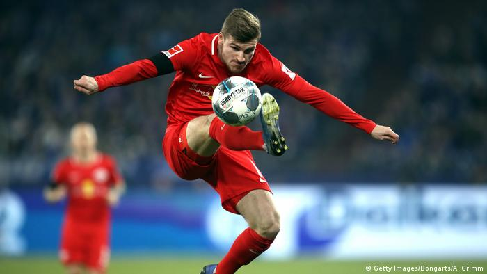 Timo Werner has been prolific this season (Getty Images/Bongarts/A. Grimm)