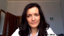 Skype-Interview mit der Gesundheitsministerin der Ukraine Zoriana Skaletska