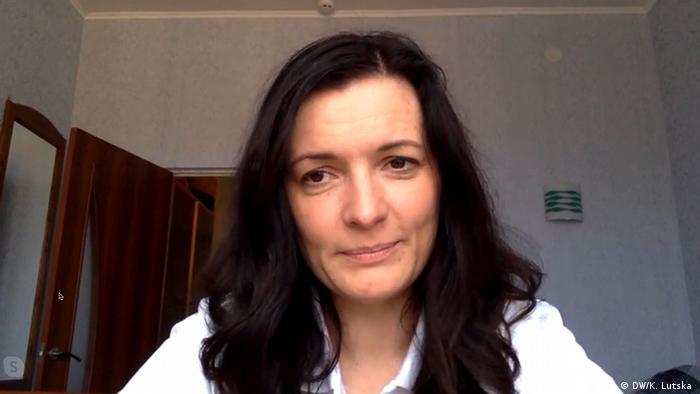 Министр здравоохранения Украины Зоряна Скалецкая