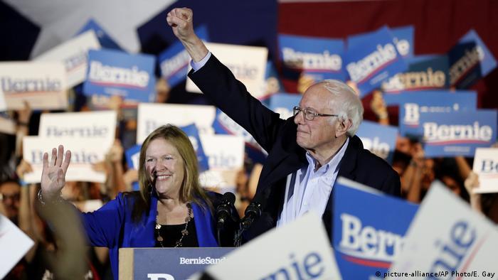 Sanders gana Nevada y fortalece aspiración a la candidatura presidencial