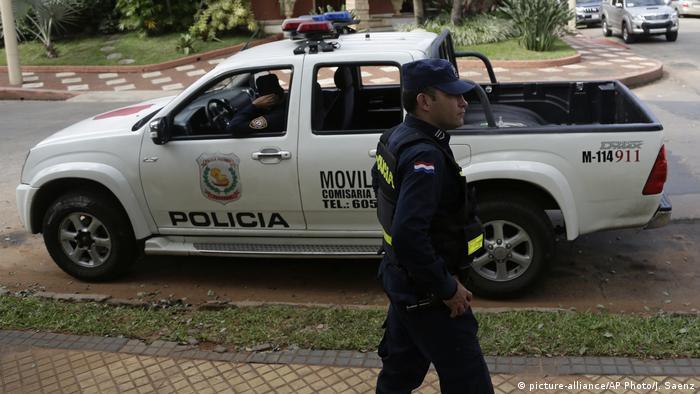Paraguay: arrestan a sospechosos por crimen de reportero