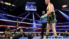 Boxen Deontay Wilder vs Tyson Fury (Getty Images/A. Bello)