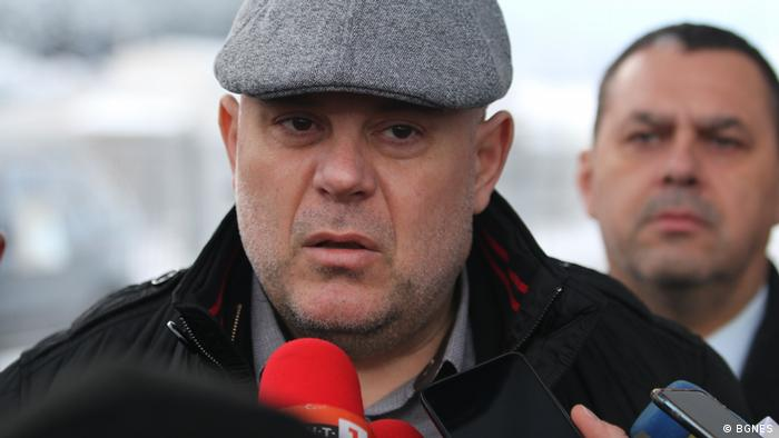 Главният прокурор на България Иван Гешев