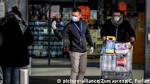Italien Coronavirus Casalpusterlengo