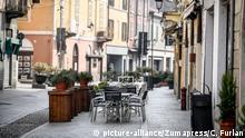 Italien Coronavirus Codogno