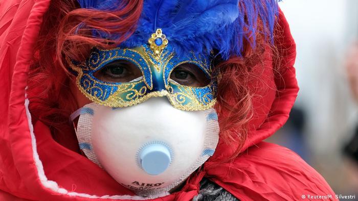 Italy: Coronavirus Venice