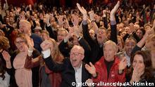 Deutschland Bürgerschaftswahl in Hamburg SPD