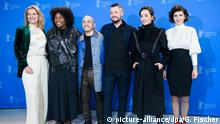 Berlinale 2020 | Crew von All die Toten (picture-alliance/dpa/G. Fischer)