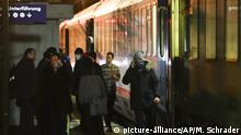 Italien, Brenner: Einstellung des Bahnverkehrs