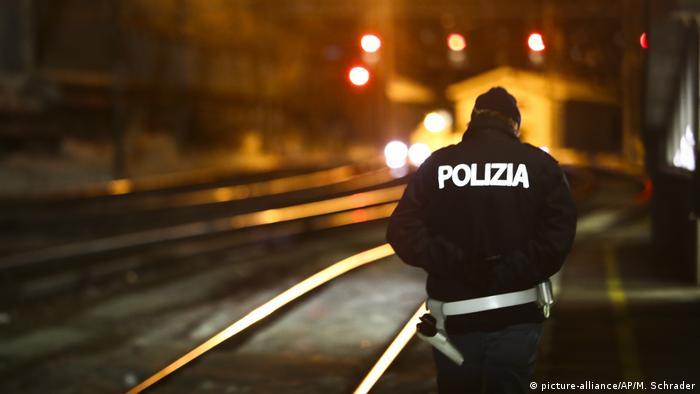 Italien, Brenner: Einstellung des Bahnverkehrs (picture-alliance/AP/M. Schrader)