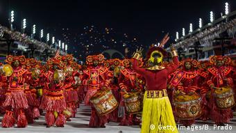 Карнавал в Рио-де-Жанейро в 2020 году