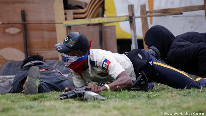 Port-au-Prince gun-fight