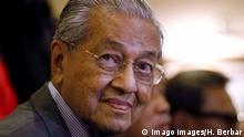 Archivbild | Malaysia Putrajaya | Ministerpräsident Mahathir reicht seinen Rücktritt ein
