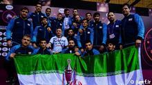 Iranische Nationalmannschaft im Ringen Freistil