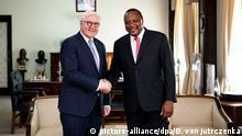 Kenia | Bundespräsident Steinmeier Staatsbesuch