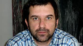 Albanien Tirana Andi Bushati (DW)