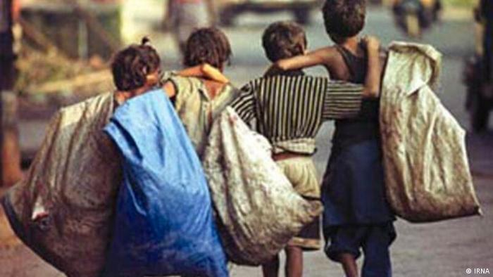 Iran Kinderarbeit