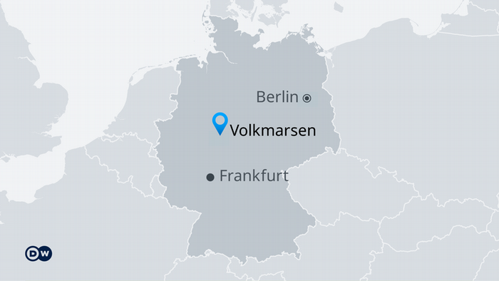 Karte Volkmarsen