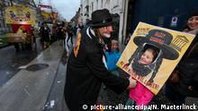 Belgien Karneval in Aalst