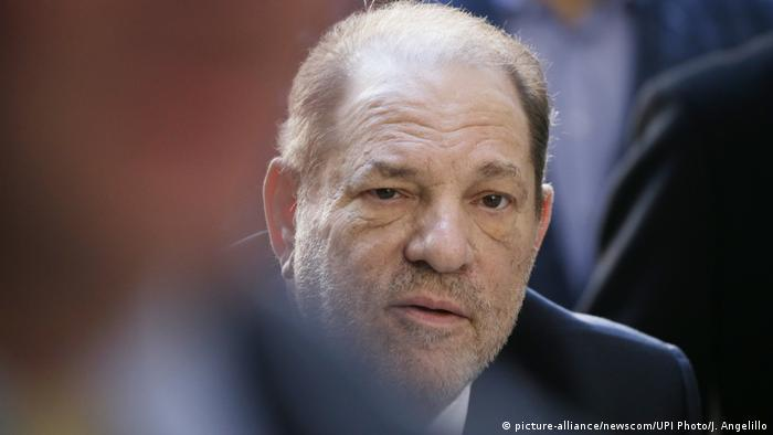 USA New York Weinstein Prozess