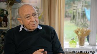 Hans Knoop vom JFO Belgien (Adriaan de Loore)