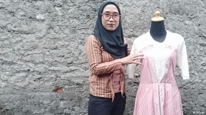 Memilih Untuk Menjanda Sekaligus Jadi Orang Tua Tunggal Di Jerman Negeri Orang Kisah Unik Warga Indonesia Di Jerman Dw 18 07 2020