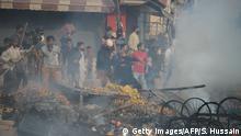 ndien Neu Delhi Proteste gegen Staatsbürgerschaftsgesetz