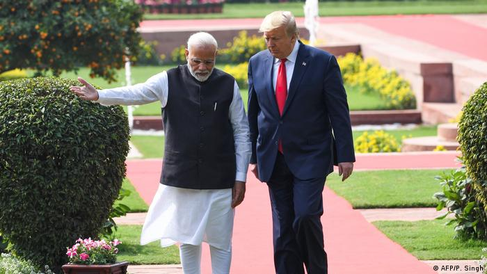 Opinion: With Trump's visit, the world can't ignore India protests