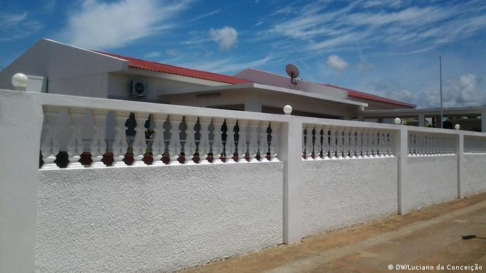 Reabilitaçãoda residência oficial do edil de Maxixe já custou cerca de 9 milhões de meticais