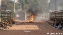 Indien Neu Delhi | Protest gegen Staatsbürgerschaftsgesetz
