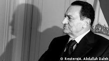 Hosni Mubarak Nachruf