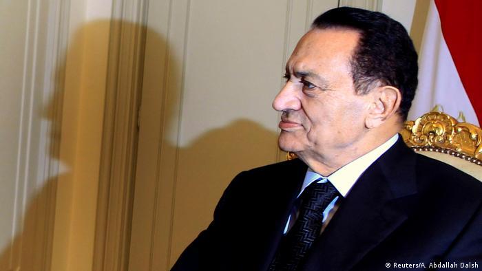 Rais wa zamani wa Misri Hosni Mubarak amefariki akiwa na umri wa miaka 91
