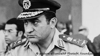 Ägypten Hosni Mubarak
