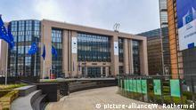 Belgien EU-Rat, Justus-Lipsius-Gebäude in Brüssel