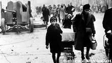 Berlin nach Ende Zweiter Weltkrieg | Deutsche Flüchtlinge in Berlin