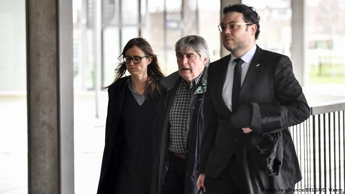 Belgien Gent Prozess um Sterbehilfe