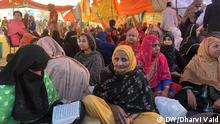 Indien Neu Delhi Proteste gegen neues Staatsangehörigkeits-Gesetz